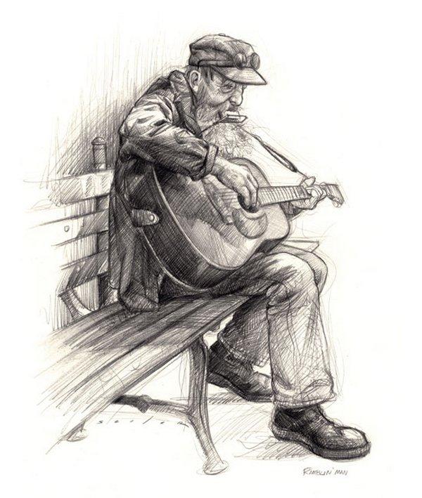 caricaturist jason seiler 40 40 Extraordinary Drawings by Master Caricaturist Jason Seiler
