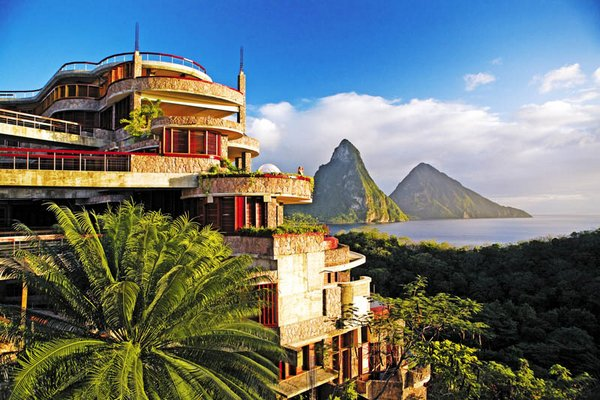 jade mountain st lucia 02 Jade Mountain St. Lucia: Extraordinary Place In The Empire Of Enjoyment!