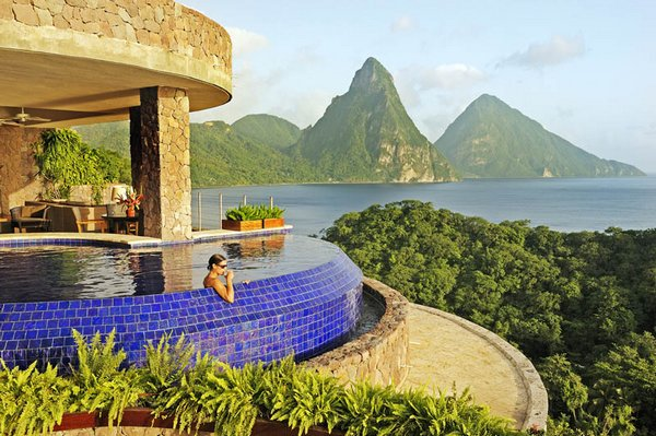 jade mountain st lucia 03 Jade Mountain St. Lucia: Extraordinary Place In The Empire Of Enjoyment!