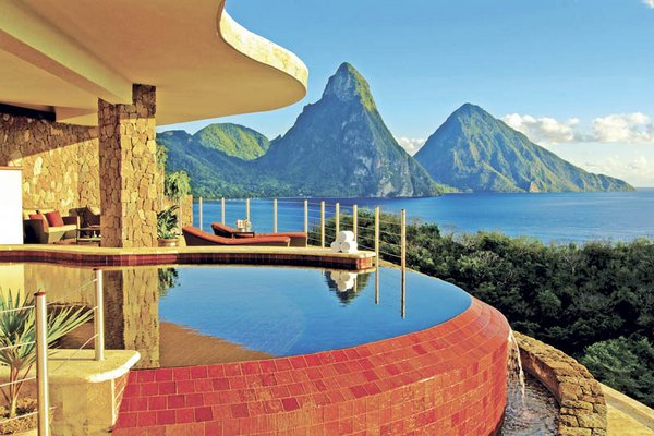 jade mountain st lucia 06 Jade Mountain St. Lucia: Extraordinary Place In The Empire Of Enjoyment!