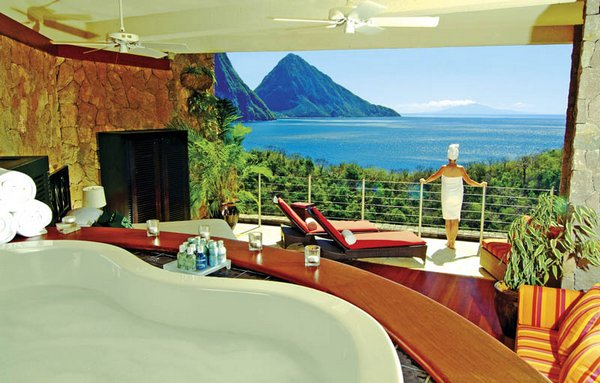 jade mountain st lucia 07 Jade Mountain St. Lucia: Extraordinary Place In The Empire Of Enjoyment!