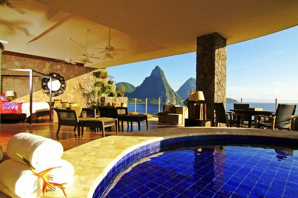 jade mountain st lucia 09 Jade Mountain St. Lucia: Extraordinary Place In The Empire Of Enjoyment!
