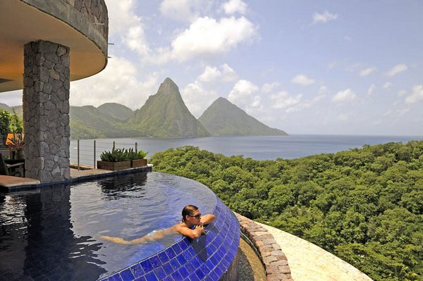 jade mountain st lucia 11 Jade Mountain St. Lucia: Extraordinary Place In The Empire Of Enjoyment!