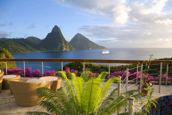 jade mountain st lucia 14 Jade Mountain St. Lucia: Extraordinary Place In The Empire Of Enjoyment!