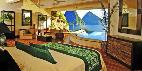 jade mountain st lucia 15 Jade Mountain St. Lucia: Extraordinary Place In The Empire Of Enjoyment!