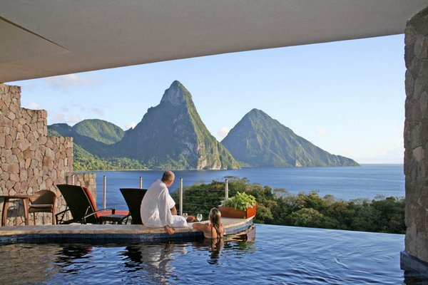 jade mountain st lucia 16 Jade Mountain St. Lucia: Extraordinary Place In The Empire Of Enjoyment!
