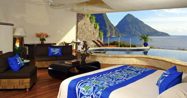 jade mountain st lucia 17 Jade Mountain St. Lucia: Extraordinary Place In The Empire Of Enjoyment!