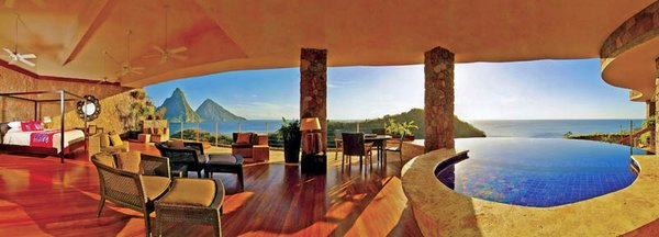 jade mountain st lucia 24 Jade Mountain St. Lucia: Extraordinary Place In The Empire Of Enjoyment!