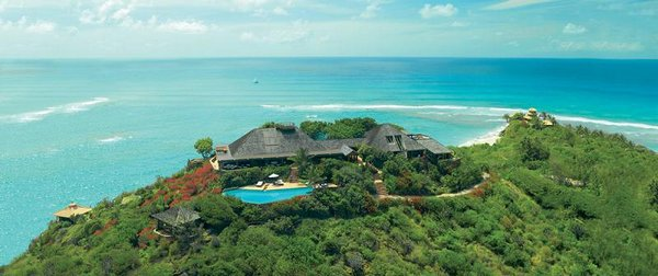 sir richard bransons necker island 02 Want To Go To A Isolated Island?