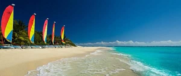 sir richard bransons necker island 04 Want To Go To A Isolated Island?