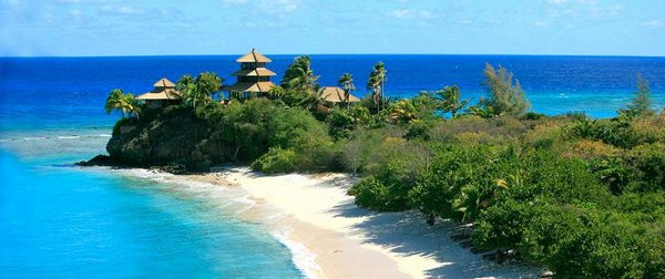sir richard bransons necker island 06 Want To Go To A Isolated Island?