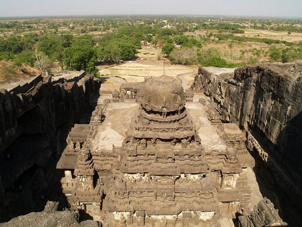 temples of india 25 Amazing Cliff Temples of India   The Ellora Caves