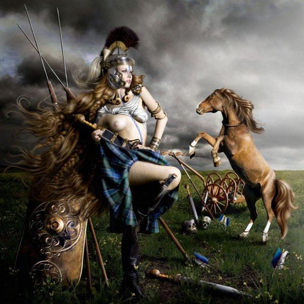 the regal twelve 04 The Regal Twelve – Digital Art