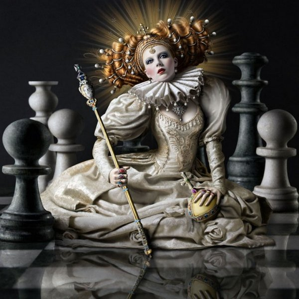 the regal twelve 10 The Regal Twelve – Digital Art