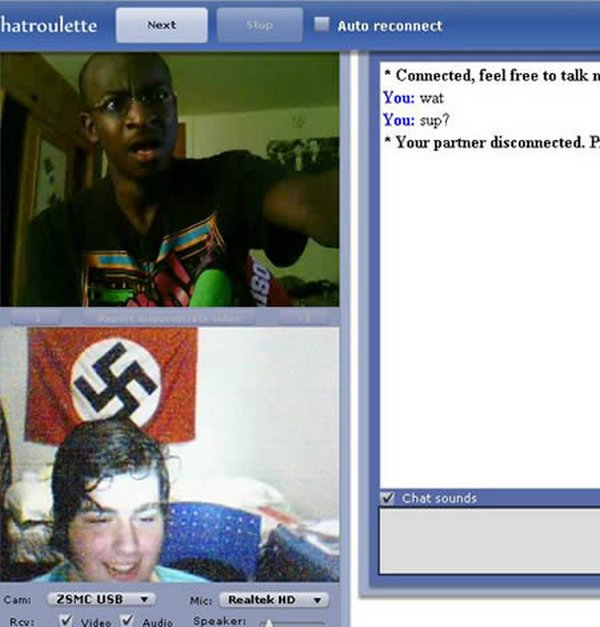 chatroulette screenshots 03 15 Funny ChatRoulette Screenshots