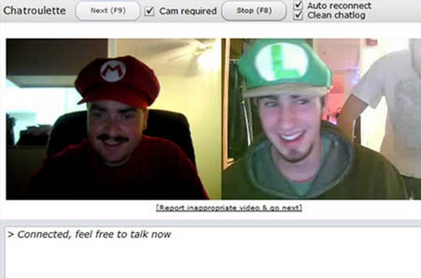 chatroulette screenshots 09 15 Funny ChatRoulette Screenshots