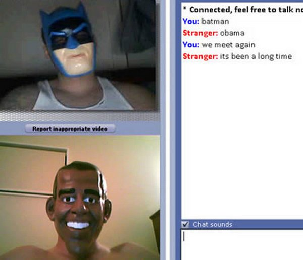 chatroulette screenshots 14 15 Funny ChatRoulette Screenshots