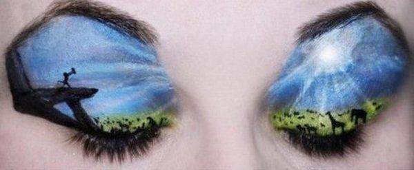 impressive make up 01 Impressive Make Up