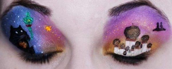 impressive make up 05 Impressive Make Up