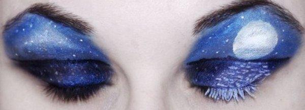 impressive make up 10 Impressive Make Up