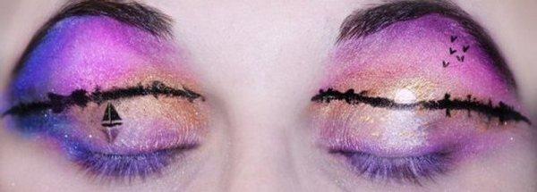 impressive make up 12 Impressive Make Up