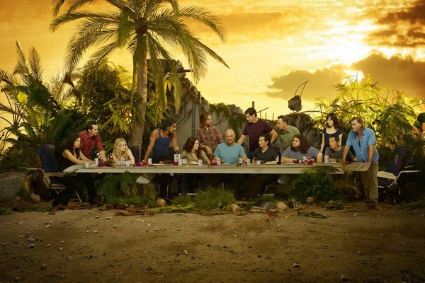 last supper parodies 12 12 Best Leonardo Da Vinci's Last Supper Parodies In TV Series