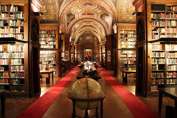 libraries 01 Top 15 Amazing Libraries In The World