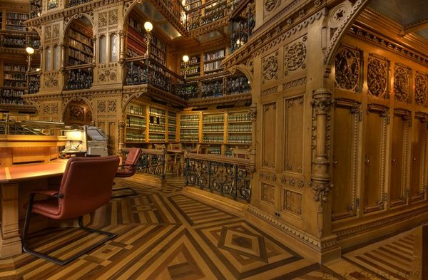 libraries 03 Top 15 Amazing Libraries In The World