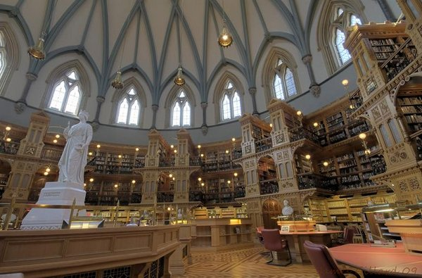 libraries 04 Top 15 Amazing Libraries In The World