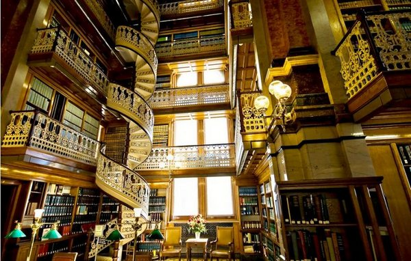 libraries 07 Top 15 Amazing Libraries In The World
