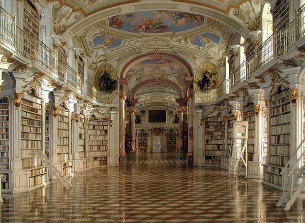 libraries 10 Top 15 Amazing Libraries In The World