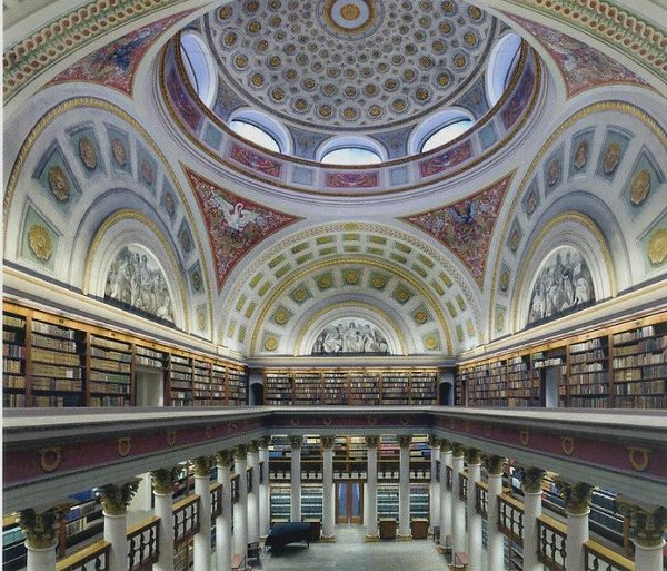 libraries 16 Top 15 Amazing Libraries In The World