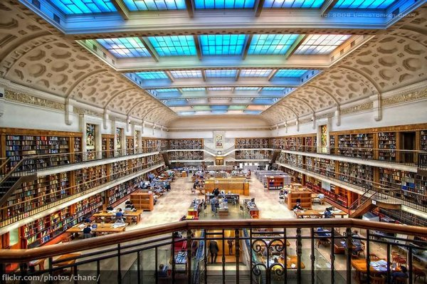 libraries 17 Top 15 Amazing Libraries In The World