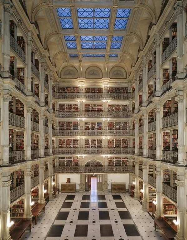 libraries 19 Top 15 Amazing Libraries In The World