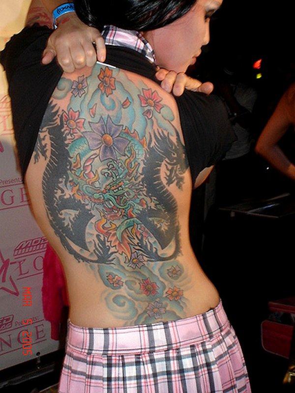 miami ink 02 20 Spectacular Miami Ink Tattoo Artwork