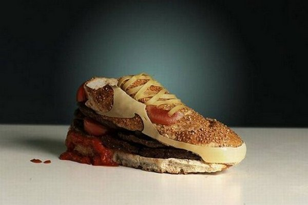 sandwich art 01 Are You Hungry? Do You Want A Sneakers sandwich?!