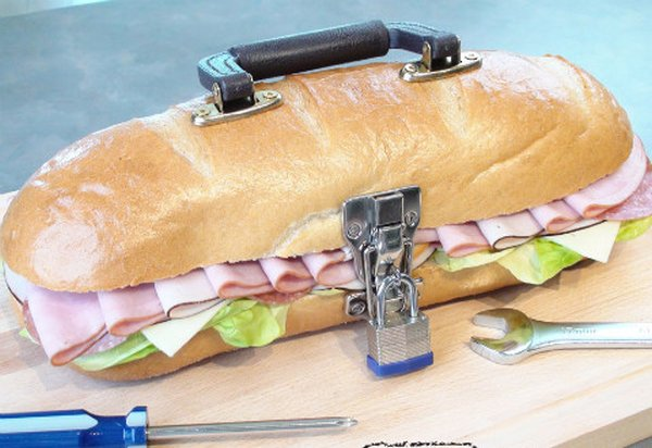 sandwich art 07 Are You Hungry? Do You Want A Sneakers sandwich?!
