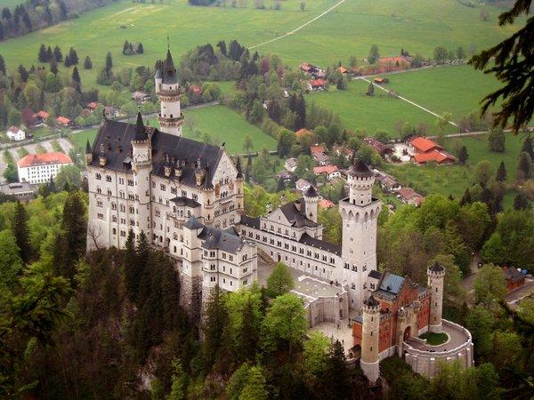 sleeping beauty castle 06 Amazing Sleeping Beauty Castle