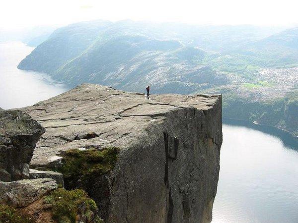 the craziest cliffs in norway 02 The Craziest Cliffs In Norway