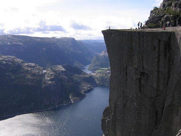 the craziest cliffs in norway 07 The Craziest Cliffs In Norway