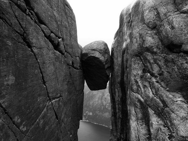 the craziest cliffs in norway 10 The Craziest Cliffs In Norway