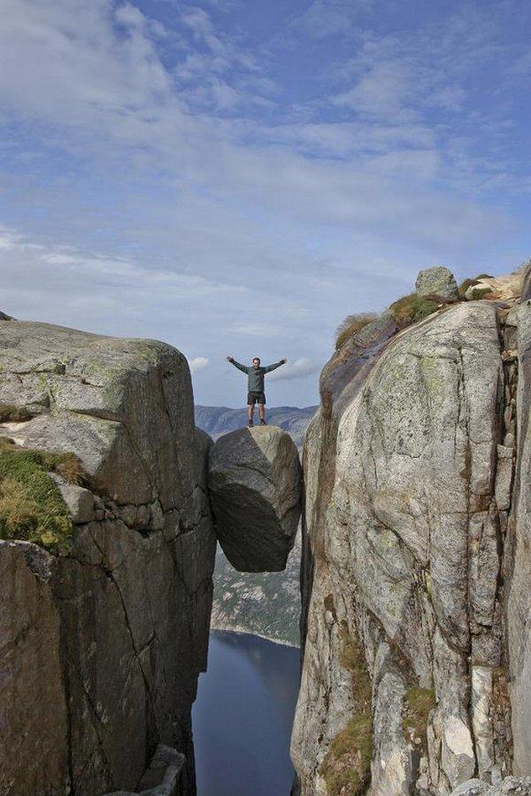 the craziest cliffs in norway 11 The Craziest Cliffs In Norway