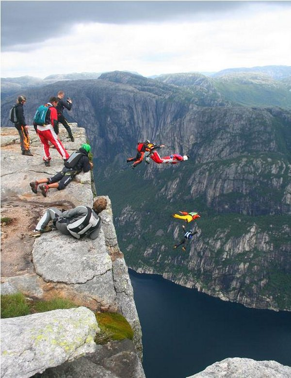 the craziest cliffs in norway 12 The Craziest Cliffs In Norway