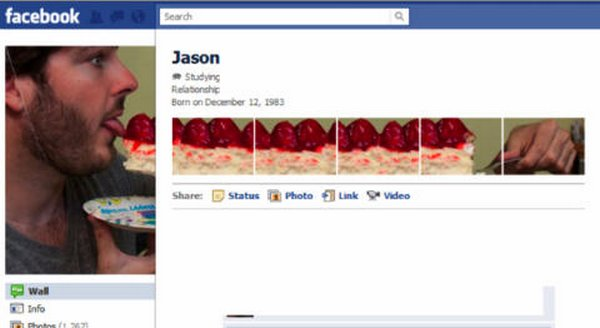 unique facebook profiles 01 20 Unique Facebook Profiles