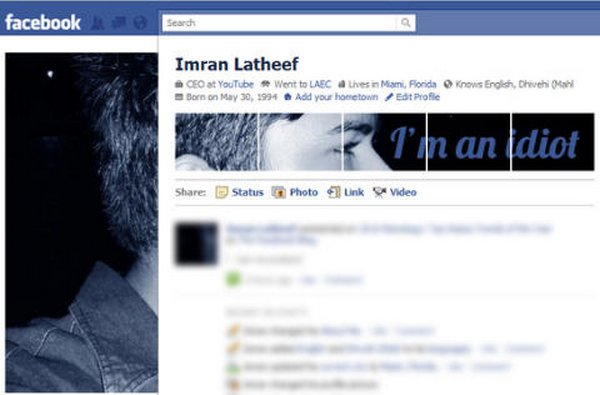 unique facebook profiles 09 20 Unique Facebook Profiles