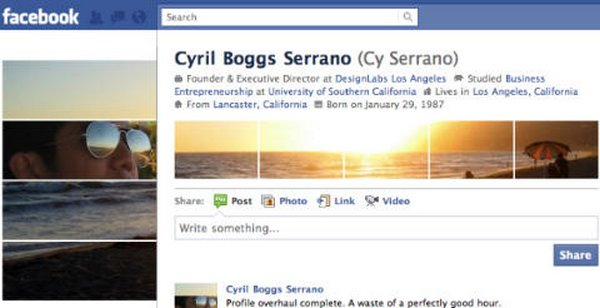unique facebook profiles 18 20 Unique Facebook Profiles