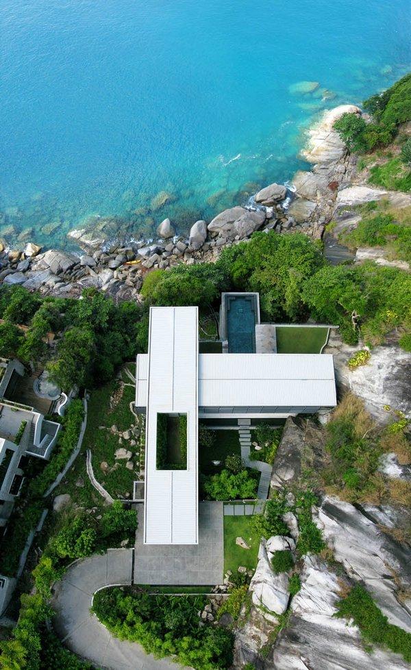villa amanzi in thailand 02 Extraordinary Villa Amanzi In Thailand