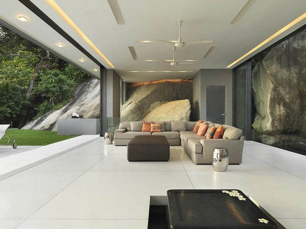 villa amanzi in thailand 12 Extraordinary Villa Amanzi In Thailand