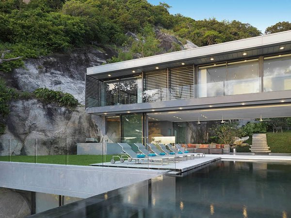 villa amanzi in thailand 13 Extraordinary Villa Amanzi In Thailand