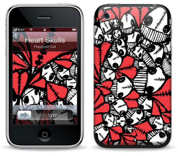 iphone skins 01 20 Awesome iPhone Skins